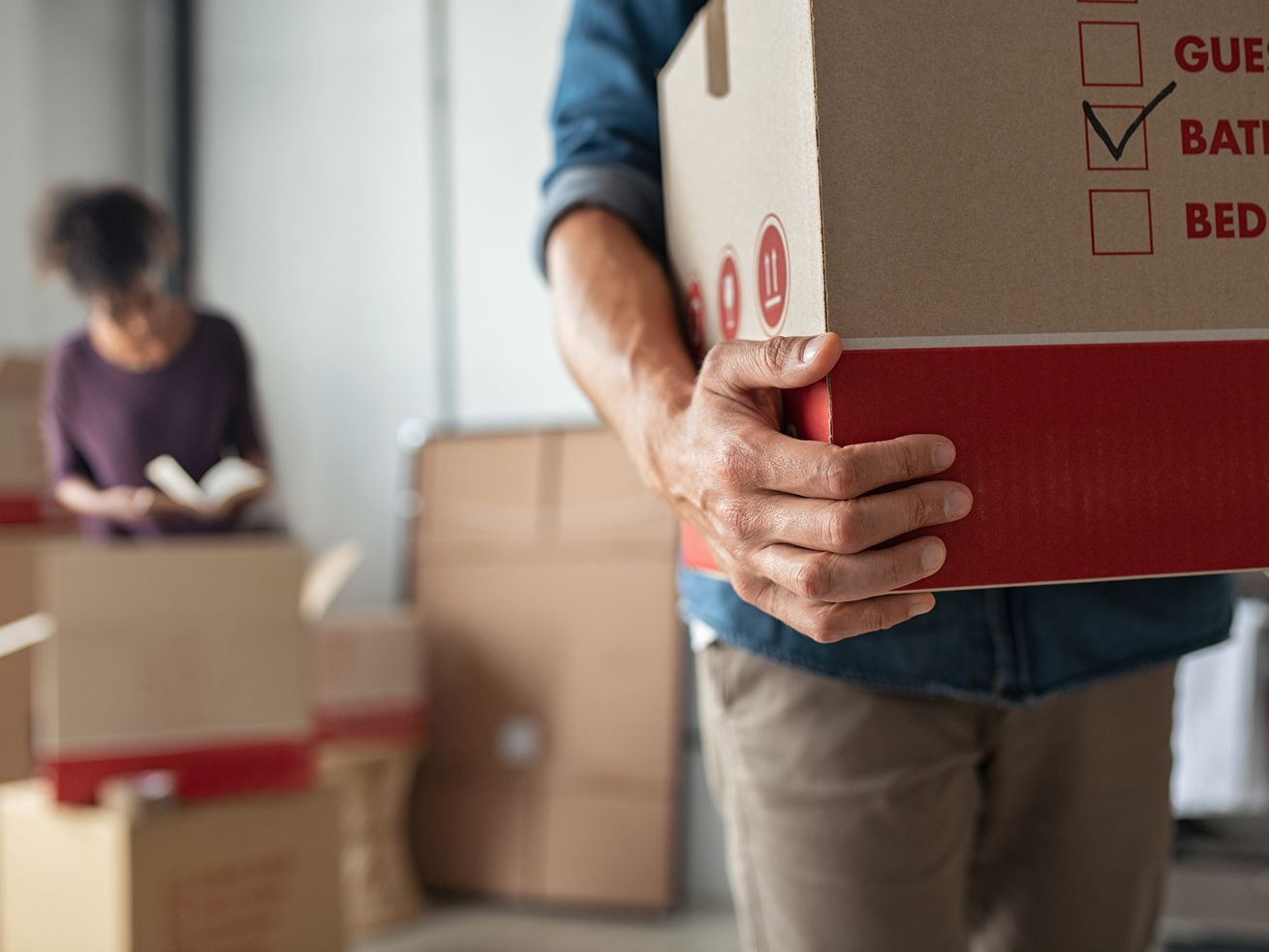 Moving Company, Packing
