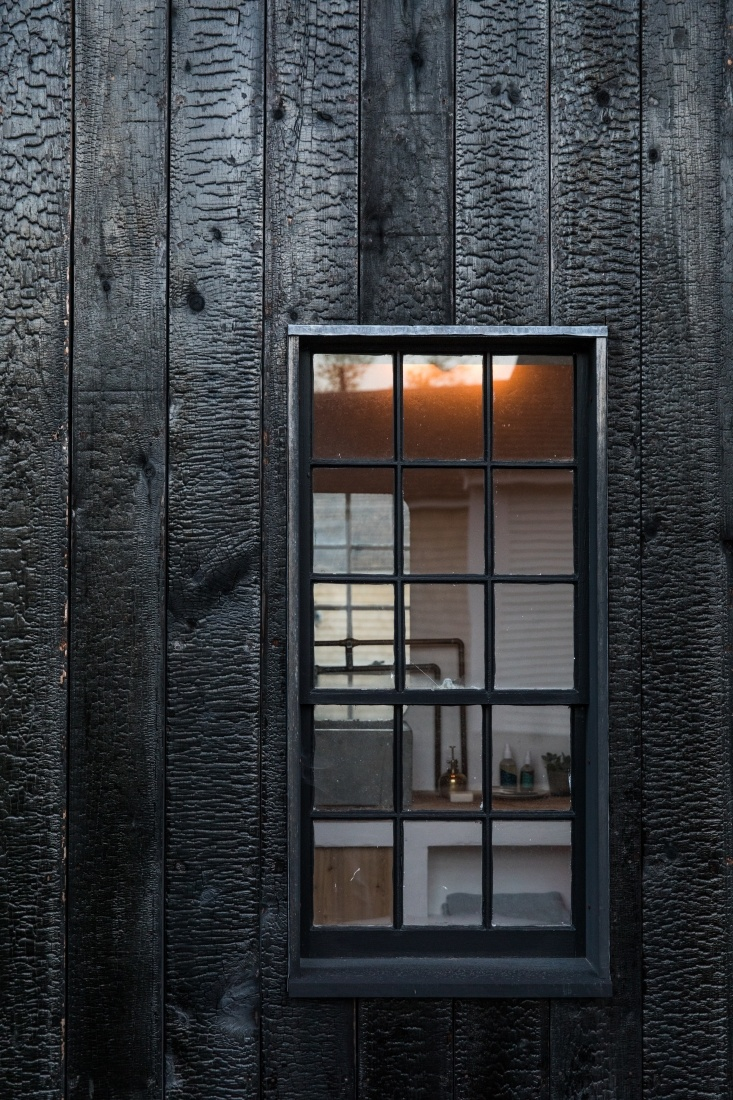 Soot House Exterior by Anthony Esteves on Spruce Head in Maine, Photo by Greta Rybus