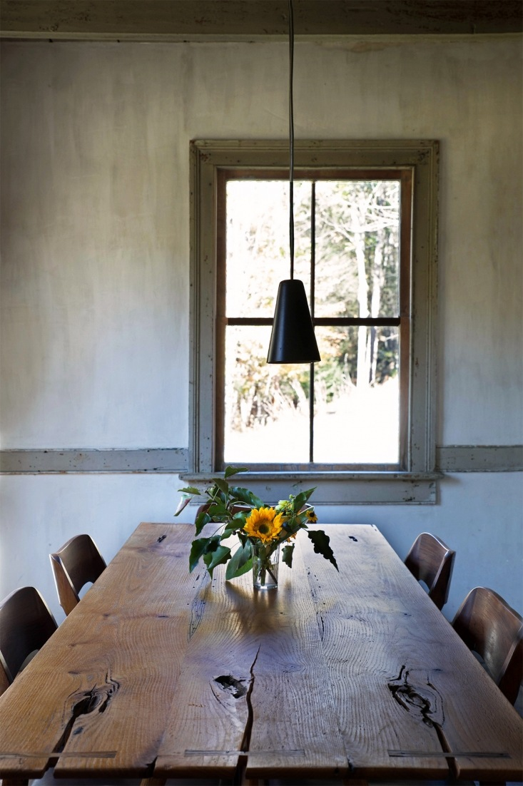 rustic farmhouse hudson valley howell table